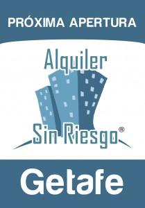 Cartel Apertura Oficin Alquiler Sin Riesgo Getafe