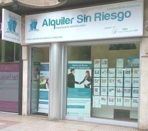 Entrada Oficina Burgos - Blog Alquiler Sin Riesgo
