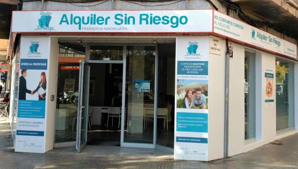 Oficina Alquiler Sin Riesgo Palma Centro